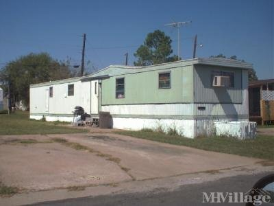 Mobile Home Park in Ennis TX