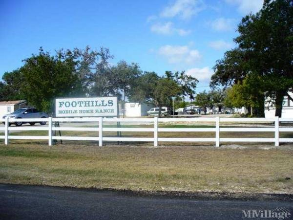 Photo of Foothills Mh Ranch Inc, Boerne, TX