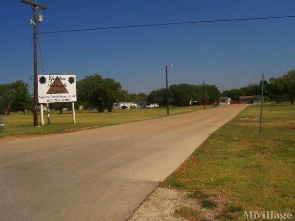 Golden Triangle Estates Mobile Home Park in Keller, TX