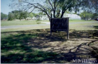Mobile Home Park in La Coste TX