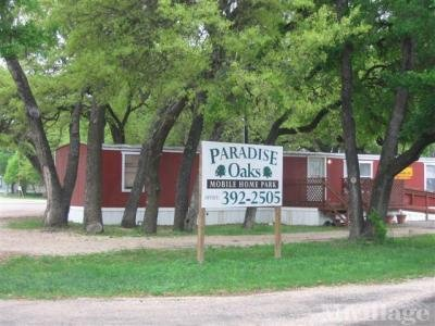 Mobile Home Park in San Marcos TX