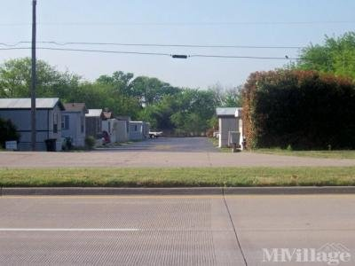 Mobile Home Park in Lewisville TX