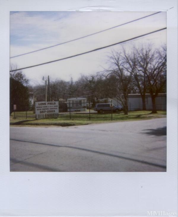 Photo of Love Field Mobile Home Park, Dallas, TX