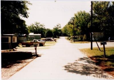 Mobile Home Park in Austin TX