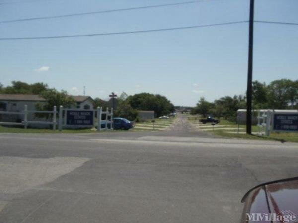 Mobile Manor Estates Mobile Home Park in Harker Heights, TX
