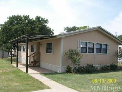 Mobile Home Park in Denton TX