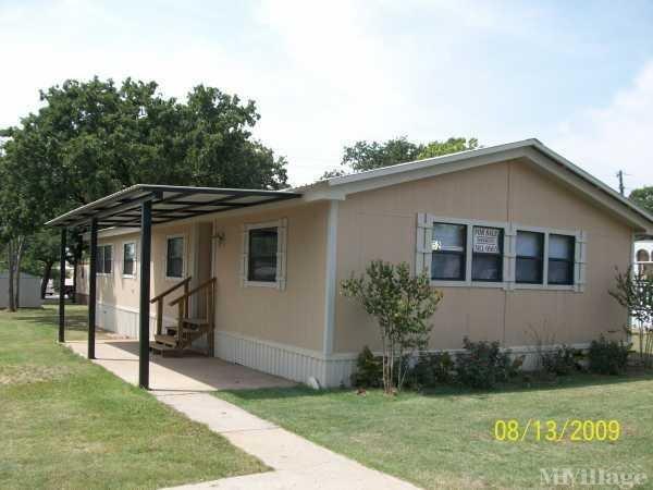 Sherwood Mobile Home Park Mobile Home Park in Denton, TX