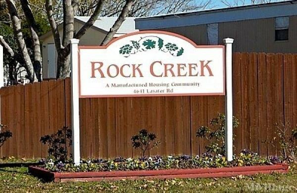 Photo of Rock Creek MHC, Mesquite, TX