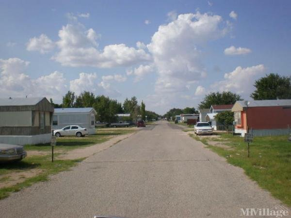 Westgate Village Mobile Home Park in Midland, TX