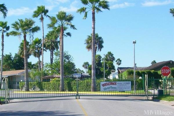 Winter Haven Mobile Home Park in Brownsville, TX