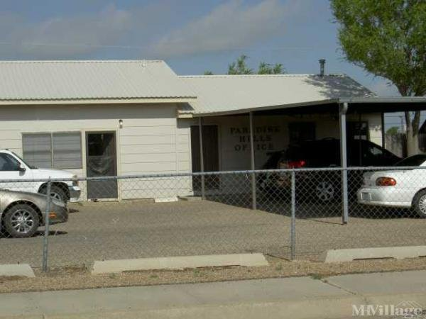 Photo of Paradise Hills Mobile Home Park, Amarillo, TX