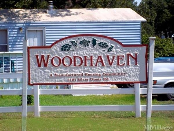 Woodhaven MHC Mobile Home Park in Denton, TX