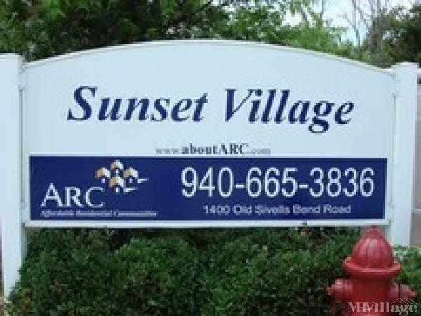 Photo of Sunset Village Mobile Home Park, Gainesville, TX