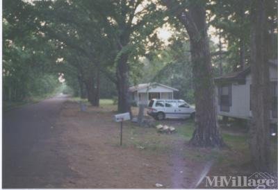 Mobile Home Park in Malakoff TX