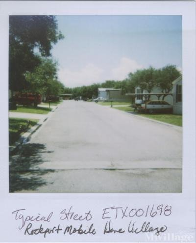 Mobile Home Park in Rockport TX