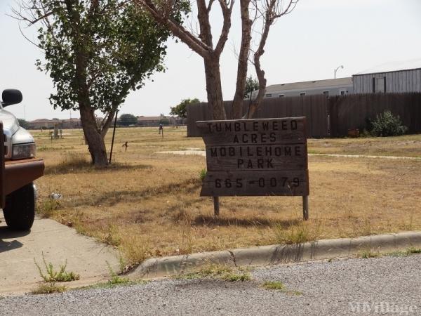 Photo of Tumbleweed Acres, Pampa, TX