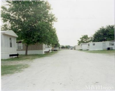 Mobile Home Park in Weatherford TX