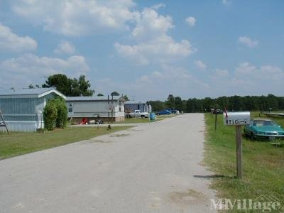 Mobile Home Park in Lovelady TX