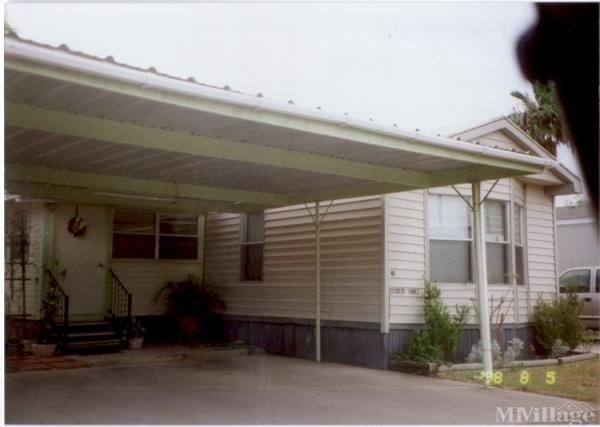 Sabal Palm Mobile Home Park Mobile Home Park in Brownsville, TX