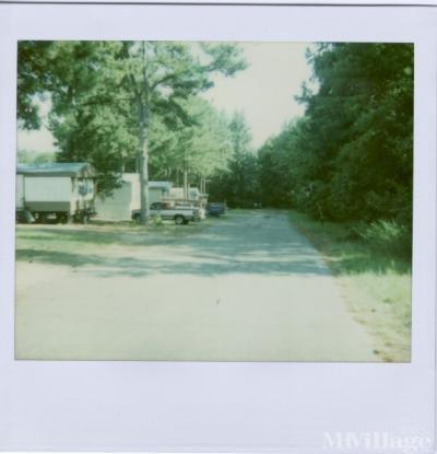 Mobile Home Park in Hallsville TX