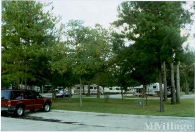 Mobile Home Park in Spring TX