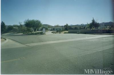 Mobile Home Park in Yucca Valley CA