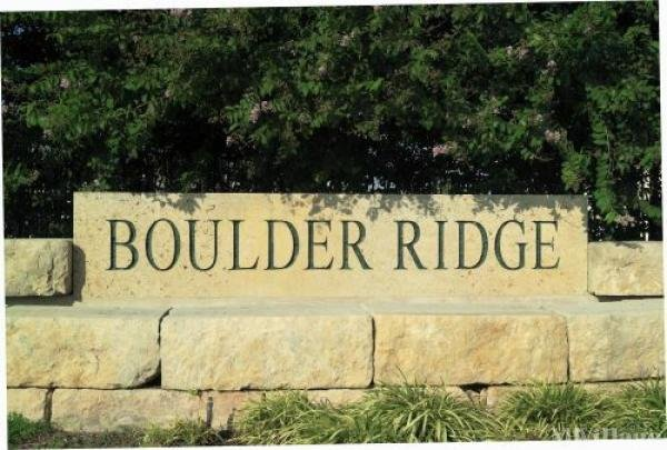 Boulder Ridge Mobile Home Park in Pflugerville, TX