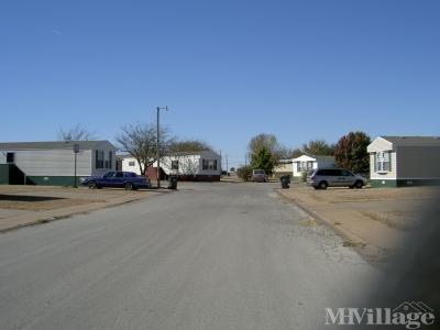 Mobile Home Park in Wichita Falls TX