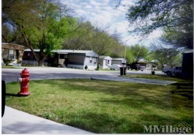 Mobile Home Park in Laughlin A F B TX