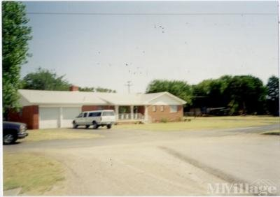 Mobile Home Park in Azle TX