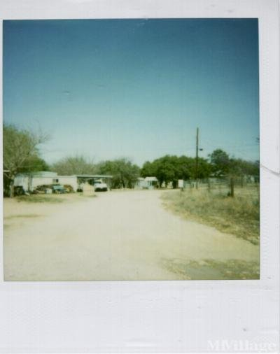 Mobile Home Park in Brownwood TX