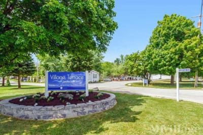 Mobile Home Park in Johnson Creek WI