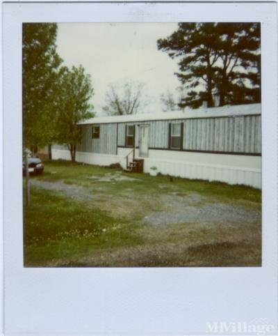 Mobile Home Park in New Boston TX
