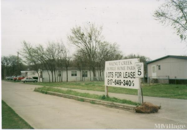 Photo of Walnut Creek Mobile Home Park, Alvarado, TX