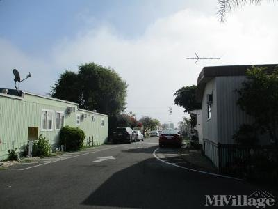 Mobile Home Park in Downey CA