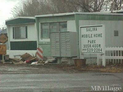 Mobile Home Park in Salina UT