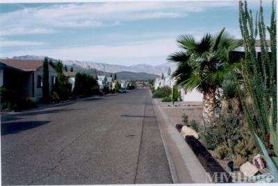 Mobile Home Park in Saint George UT
