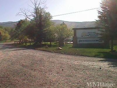 Mobile Home Park in Fairview UT