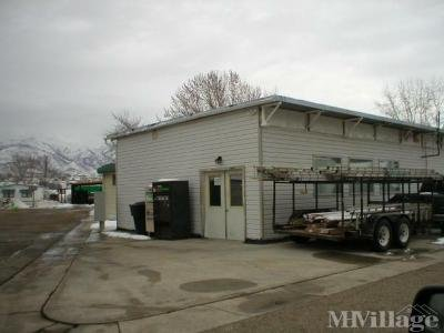 Mobile Home Park in Riverdale UT