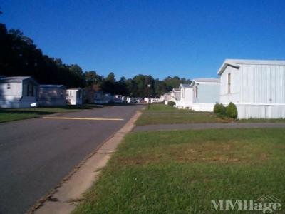 Mobile Home Park in Fredericksburg VA