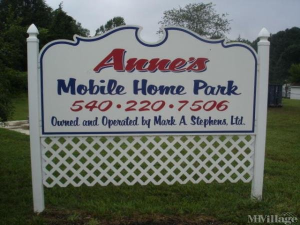 Photo of Anns Mobile Home Park, Stafford, VA