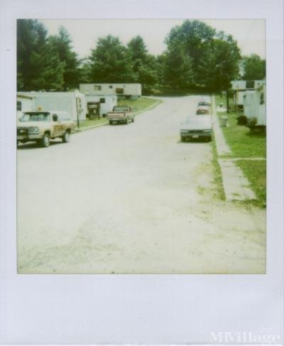 Mobile Home Park in Radford VA