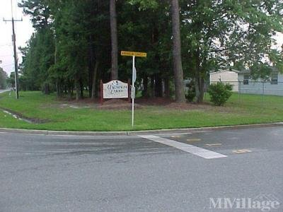 Mobile Home Park in Suffolk VA