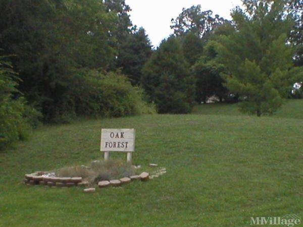 Photo of Oak Forest Mobile Home Community, Blacksburg, VA