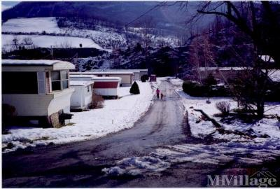 Mobile Home Park in Rocky Gap VA