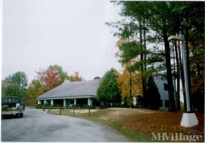 Mobile Home Park in Gasburg VA