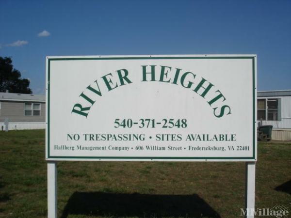 Photo of River Heights, Fredericksburg, VA