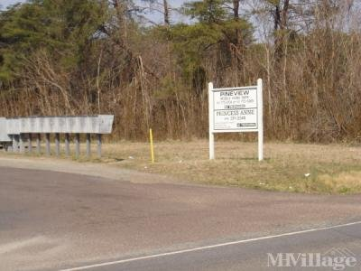 Mobile Home Park in King George VA