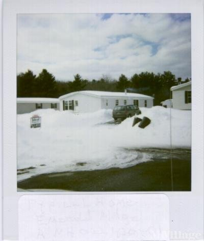 Mobile Home Park in Newport NH