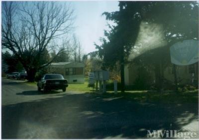Mobile Home Park in Evington VA